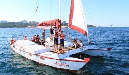 Catamaran Wharram Tiki 30 (1980)