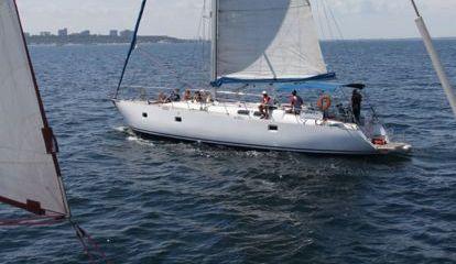 Sailboat Custom Built (1980)