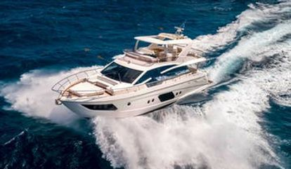 Motorboot Absolute 72 Fly (2016)