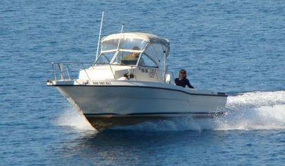 Lancha motora Sea Master 2388 (2001)