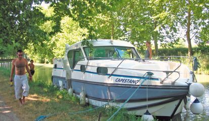 Houseboat Nicols Confort 1100 (2006)