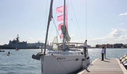 Segelboot Hanse 445 (2011)