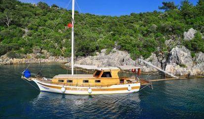 Motor boat Custom Built (1995)