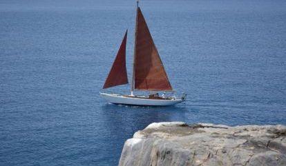 Sailboat Custom Built (1938)
