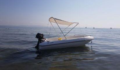 Motor boat Bombard 420 (2005)