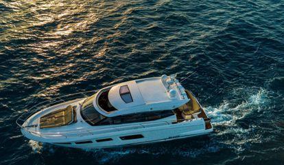 Barco a motor Jeanneau Prestige 50 s (2012)