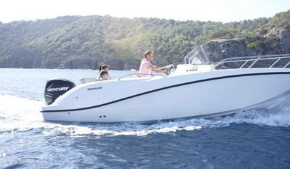 Speedboat Quicksilver 675 (2015)