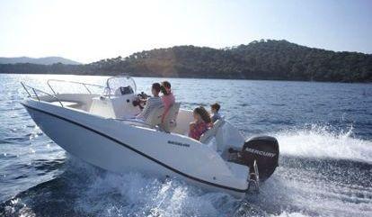 Speedboat Quicksilver 555 (2015)