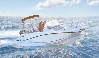 Sportboot Quicksilver 675 Open (2017)