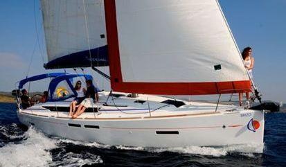 Sailboat Jeanneau Sunsail 41 (2017)