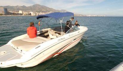 Speedboat Sea Ray 210 Select (2016)