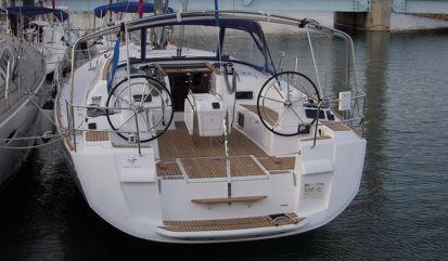 Sailboat Jeanneau Sunsail 51 (2016)