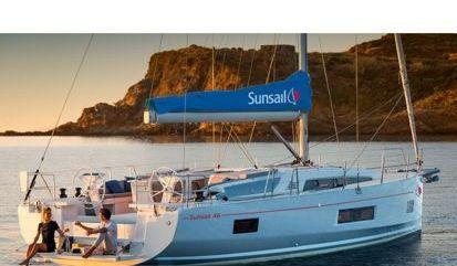 Barca a vela Beneteau Sunsail 46 Mon (2019)