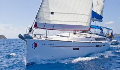 Sailboat Jeanneau Sunsail 51 (2018)