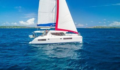 Catamarano Leopard Sunsail 454 (2018)