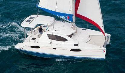 Catamaran Leopard Sunsail 404 (2019)