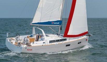 Segelboot Jeanneau Sunsail 38 (2016)