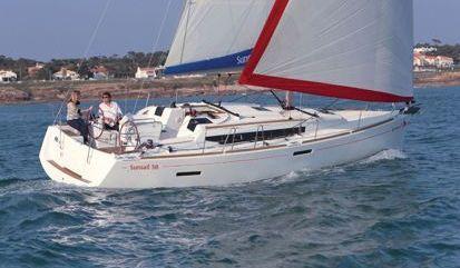 Barca a vela Jeanneau Sunsail 38 (2017)