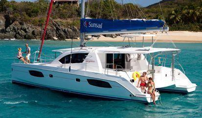 Catamaran Leopard 444 (2015)