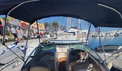 Barco a motor Sea Ray 200 (2016)