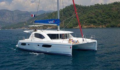 Catamaran Leopard 444 (2016)