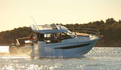Motor boat Jeanneau Merry Fisher 895 (2020)