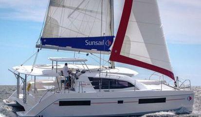 Catamaran Leopard Sunsail 404 (2016)