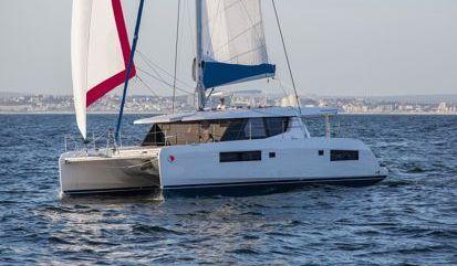Catamarano Leopard Sunsail 454-10 (2018)