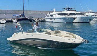 Lancha motora Sea Ray 260 Sundeck (2018)