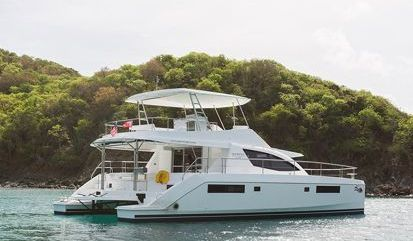 Motor Catamaran Leopard Moorings 514 (2016)