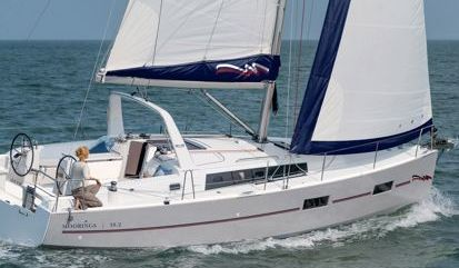 Sailboat Beneteau Moorings 382 (2017)