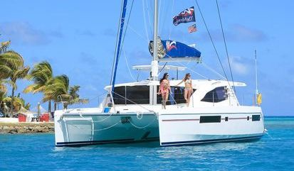 Catamaran Leopard Moorings 4800 (2015)