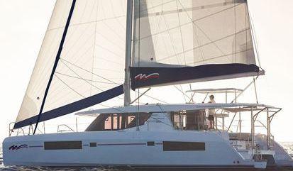 Catamaran Leopard Moorings 4500 (2020)