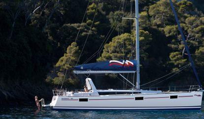 Barca a vela Beneteau Moorings 48.4 (2017)
