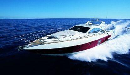 Motor boat Azimut 68 S (2008)