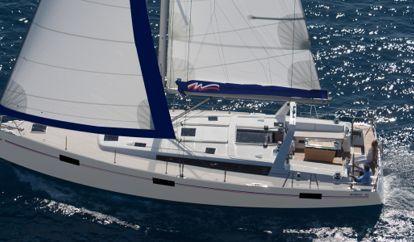 Sailboat Beneteau Moorings 48.4 (2016)