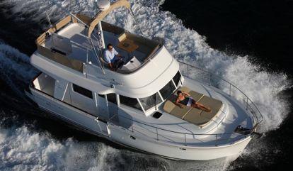 Motor boat Beneteau Swift Trawler 34 (2000)