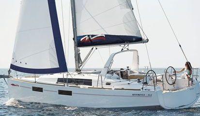 Segelboot Beneteau Moorings 35.2 (2017)