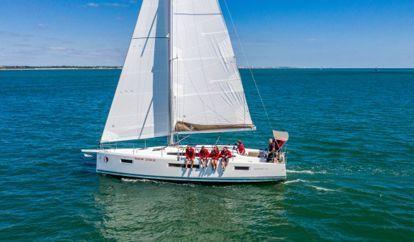 Barca a vela Jeanneau Sunsail 410 (2019)