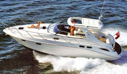 Motor boat Sealine F 42 (2002)