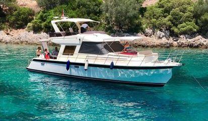 Motor boat Motoryacht Motoryacht (2008)