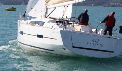 Segelboot Dufour 412 (2016)