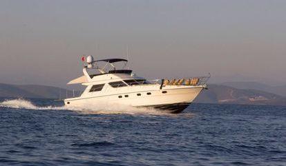 Motor boat Motoryacht Motoryacht (1991)