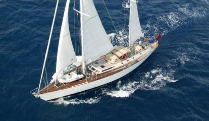 Sailboat Custom Built (1982)