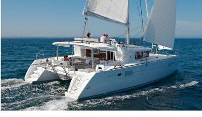 Catamarán Lagoon 450 F (2019)