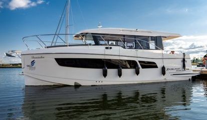 Motor boat Nautika 1150 (2019)