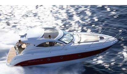 Motor boat Beneteau Monte Carlo 37 (2009)