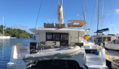 Catamaran Fountaine Pajot Saona 47 (2018)