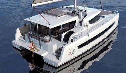 Catamaran Bali 4.8 (2021)