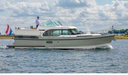 Houseboat Linssen Classic Sturdy 35 AC (2021)